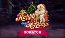 Happy Holidays Scratch